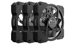 Jonsbo FR-131 RGB 3-Pack 120mm Black
