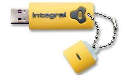 Integral Drive Splash 16GB Yellow