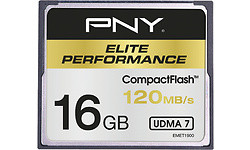 PNY Elite Performance Compact Flash 16GB