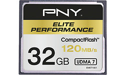 PNY Elite Performance Compact Flash 32GB