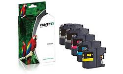 Yanec LC-123 Black + Color