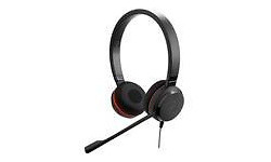 Jabra Evolve 30 II Duo Black