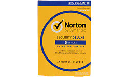 Symantec Norton Security Deluxe 3.0 Multi-Device 5-user 1-year (DE)