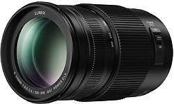 Panasonic Lumix G Vario 100-300mm f/4.0-5.6 II