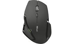 Trust Evo Wireless Optical Mouse Black