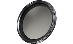 Walimex Pro ND2-ND400 67mm ND Fader Coated Filter for Camera