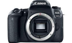 Canon Eos 77D Body Black