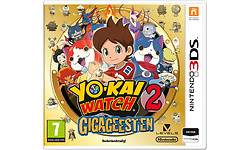 Yo-Kai Watch 2: Giga Spoken (Nintendo 3DS)