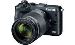 Canon Eos M6 18-150 kit Black