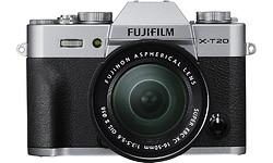 Fujifilm FinePix X-T20 16-50 kit Silver