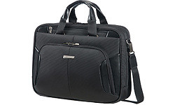 "Samsonite XBR Bailhandle 2C 15.6"" Black"