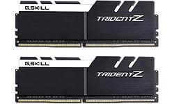 G.Skill Trident Z Black/White 32GB DDR4-3600 CL17 kit