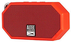 Altec Lansing Mini H2O Red