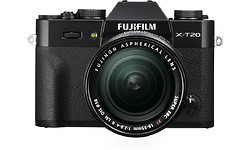 Fujifilm FinePix X-T20 18-55 kit Black