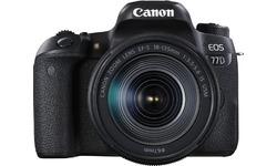 Canon Eos 77D 18-135 kit Black
