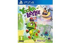 Yooka-Laylee (PlayStation 4)