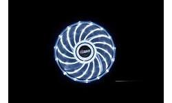Akasa Vegas LED White 120mm