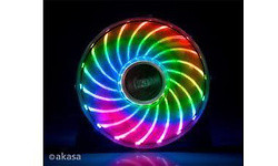 Akasa Vegas 7 LED RGB 120mm