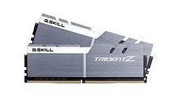 G.Skill Trident Z White/Silver 16GB DDR4-4000 CL18 kit