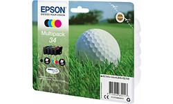 Epson 34 Black + Color