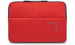 Targus 360 Perimeter 15.6i Laptop Sleeve Red