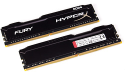 Kingston HyperX Fury Black 16GB DDR4-2666 CL16 kit