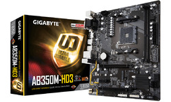 Gigabyte AB350M-HD3