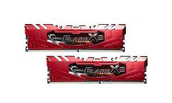 G.Skill Flare X Red 32GB DDR4-2133 CL15 kit