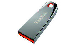 Sandisk Cruzer Force 64GB Silver/ Red