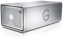 G-Technology G-Raid Thunderbolt 2 20TB Silver