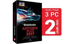 Bitdefender Antivirus Plus 2017 3-user 2-year
