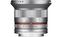 Samyang 12mm f/2.0 NCS CS SLR Silver