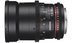 Samyang 35mm f/1.5 VDSLR AS UMC II