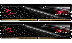 G.Skill Fortis Black 16GB DDR4-2400 CL15 kit