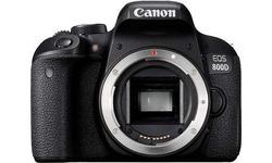 Canon Eos 800D Body Black
