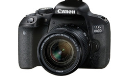 Canon Eos 800D 18-55 kit Black