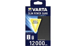 Varta Portable Slim Powerbank 12000