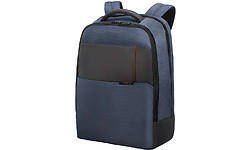 "Samsonite Qibyte Backpack 17.3"" Blue"