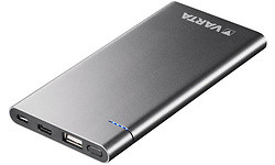 Varta Portable Slim Powerbank 6000 Silver