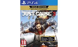 Just Cause 3, Gold Edition (PlayStation 4)
