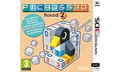 Picross 3D Round 2 (Nintendo 3DS)