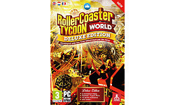 Rollercoaster Tycoon World, Deluxe Edition (PC)