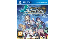 Tecmo Atelier Firis, The Alchemist and the Mysterious Journey (PlayStation 4)