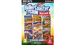 RollerCoaster Tycoon 9 Megapack (PC)