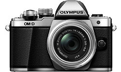 Olympus OM-D E-M10 Mark II 14-42 kit Black/Silver