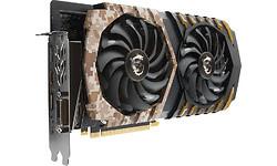 MSI GeForce GTX 1060 Camo Squad 6GB