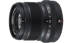 Fujifilm XF 50mm f/2.0 WR Black