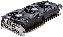 Asus Radeon RX 580 Strix Top 8GB