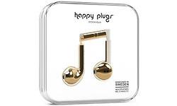 Happy Plugs Earbud Plus In-Ear Gold