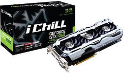 Inno3D GeForce GTX 1060 iChill X3 V2 6GB (9Gbps)